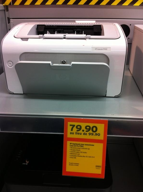 HP_imprimante