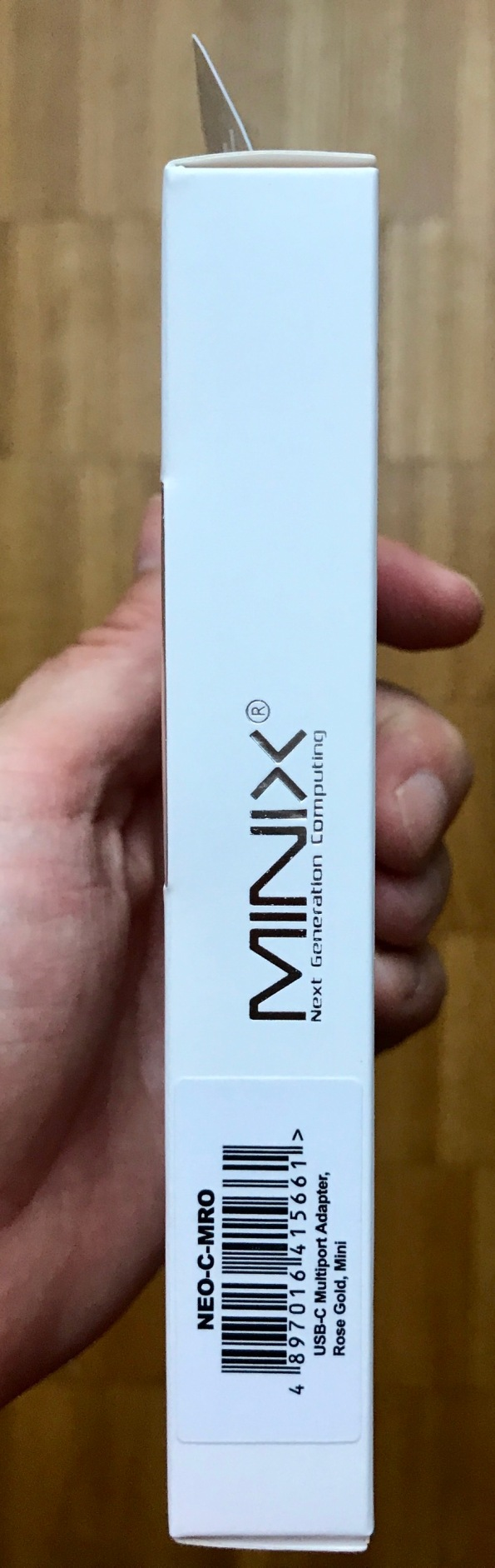 Minix_USB-C_dock_2